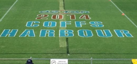 Coffs Harbour OzTag National Championship 2014